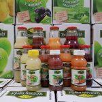 Soki jabłkowe Tęczowy Ogród